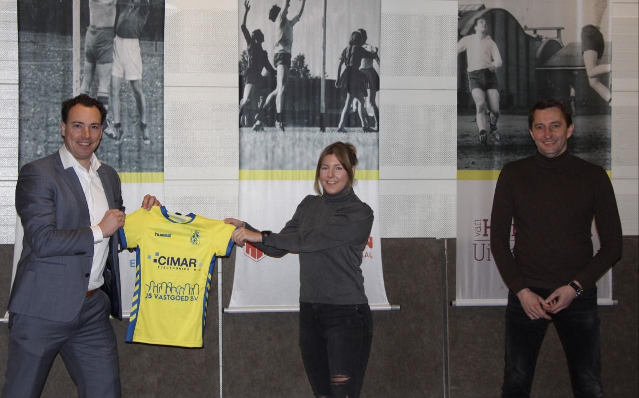 SKF pakt door met binnenhalen Janine van Schie