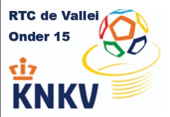 Groot aantal SKF- spelers geselecteerd voor RTC De Vallei U15